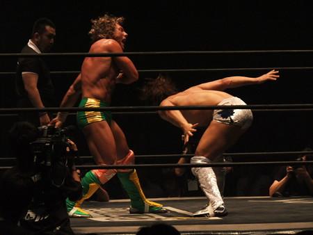 DDT 武道館ピーターパン 〜DDTの15周年、ドーンと見せます超豪華4時間SP!〜  日本武道館 (21)