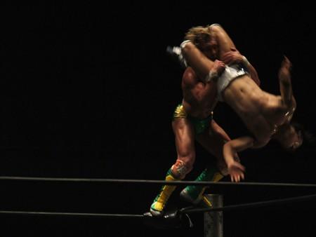 DDT 武道館ピーターパン 〜DDTの15周年、ドーンと見せます超豪華4時間SP!〜  日本武道館 (24)
