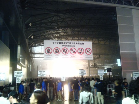 OZZFEST JAPAN 2013 2日目 (2)