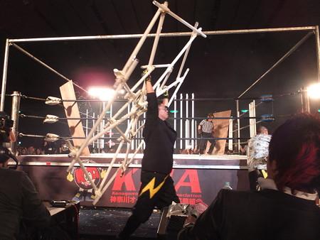 大日本プロレス BIGJAPAN DEATH VEGAS  横浜文化体育館 20131104 (6)