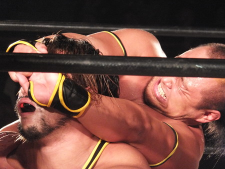 大日本プロレス BIGJAPAN DEATH VEGAS  横浜文化体育館 20131104 (17)