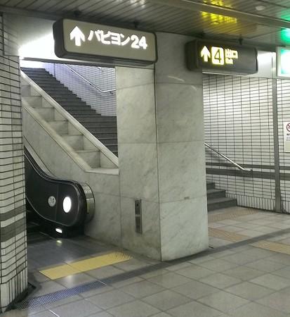 2013年飾り山おすすめ見学ルート05千代県庁駅4番出口