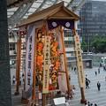 Photos: 02 博多祇園山笠 飾り山 博多駅 2013年 サザエさん写真11