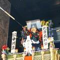Photos: 10 博多祇園山笠 2013年 中洲流 舁き山 武勇長政公 ぶゆうながまさこう 写真06