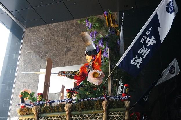 10 博多祇園山笠 2013年 中洲流 舁き山 武勇長政公 ぶゆうながまさこう 写真09