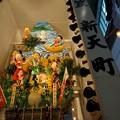Photos: 11 博多祇園山笠 2013年 新天街 飾り山笠 サザエさん 写真03