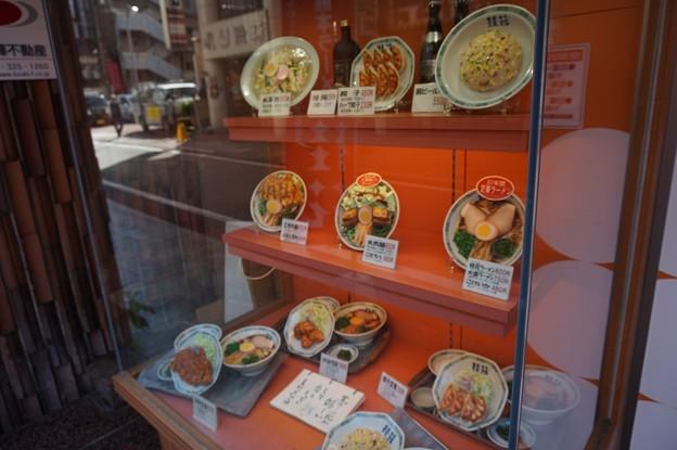 桂花ラーメン 太肉麺 ターローメン 桂花ラーメン本店にて (5)