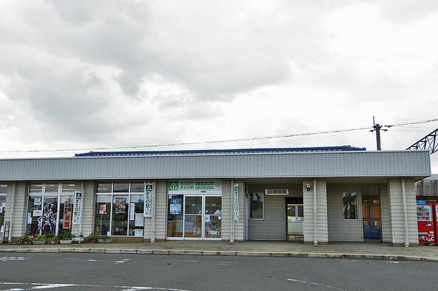 JR西日本・山陰本線、揖屋駅 - ...