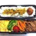写真: 2012/8/3のお弁当