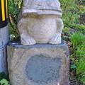 Photos: 蛙の石像(3/3)
