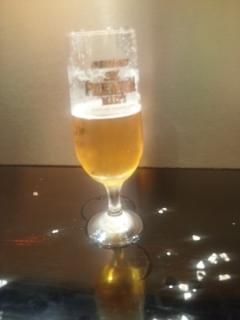 Photos: 鵠沼海岸到着!勝利の美酒は...