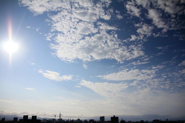 太陽と雲02-12.07.22