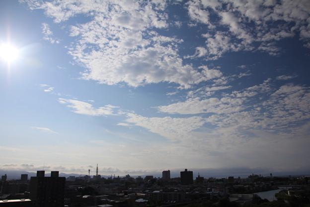 太陽と雲01-12.07.22