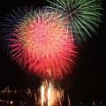 Photos: 尾道住吉花火祭・カラフル