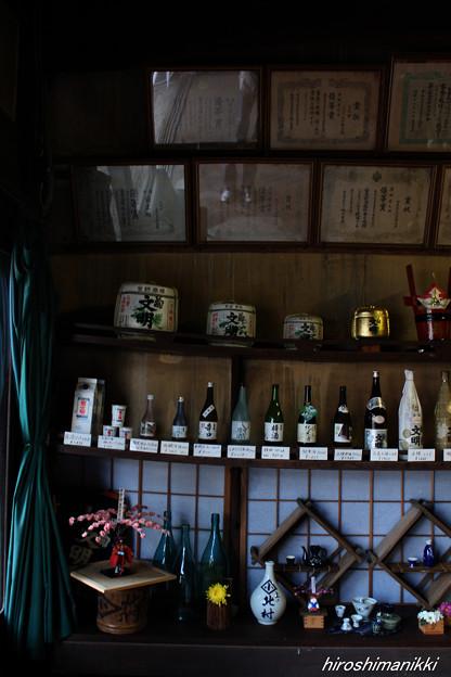 菊文明(東城 お通り)
