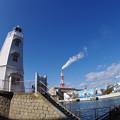 Photos: 旧堺白灯台