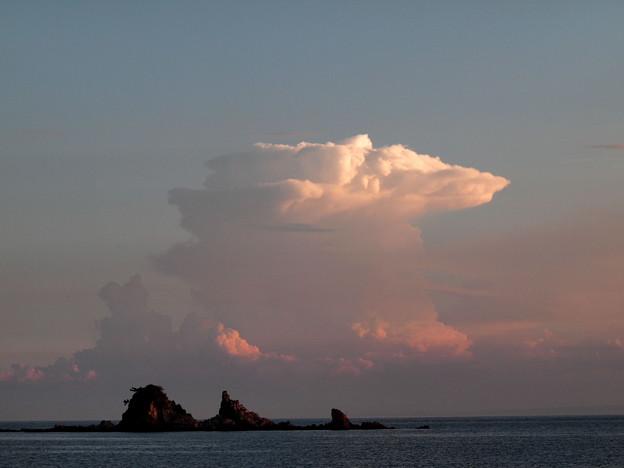 8月 夏の雲0007