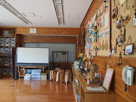 那須野が原博物館 体験学習室