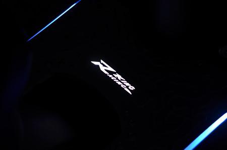 レーシングキング LEDステップボード(夜)