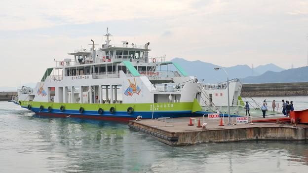 第3大三島(忠海港~大久野島第2桟橋経由~大三島盛港)