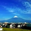 Photos: 車窓の富士