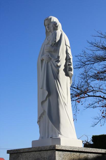 神言修道院 聖母像 IMG_5112