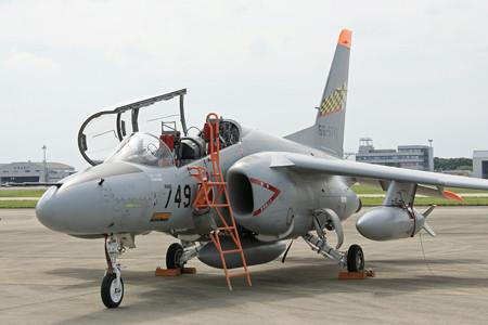 空飛ぶ広報室・・・今度は浜松基地のT-4でしたね(^^♪ IMG_1053_2
