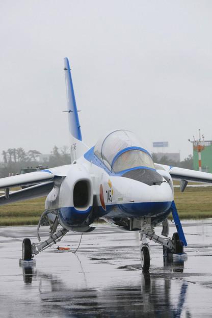 ブルーインパルス 2番機 T-4 #745 IMG_7080_2