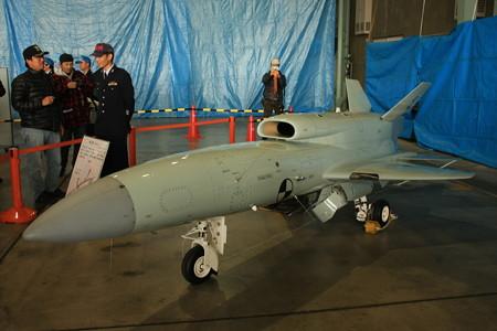 飛行開発実験団 無人機 IMG_7180