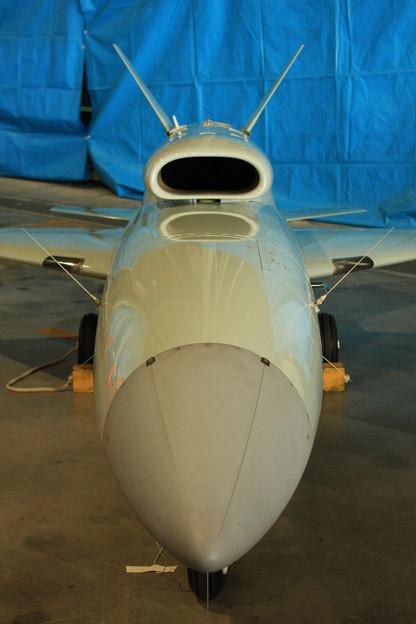 飛行開発実験団 無人機 IMG_7184