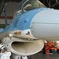 Photos: 飛行開発実験団 F-2B #102 コクピット周り IMG_8741_2