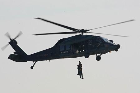 救難教育隊 UH-60J #564 救難展示 IMG_8656_2