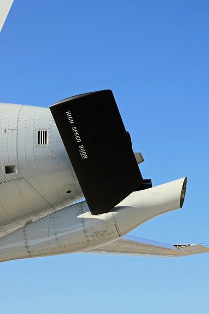 KC-767空中給油機 機内展示 IMG_9061_2
