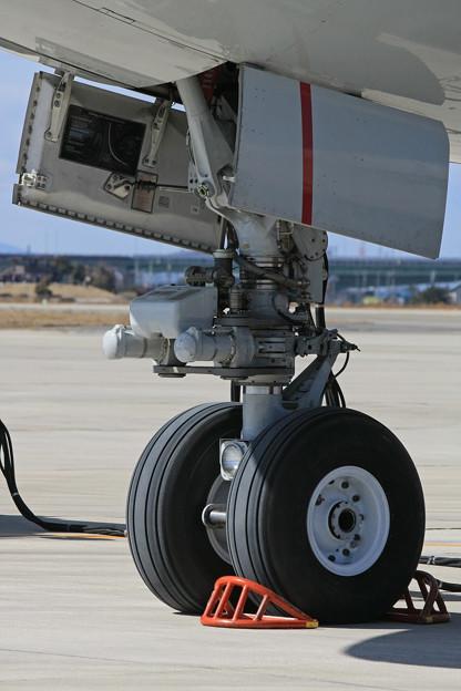 Photos: KC-767空中給油機 機内展示 IMG_9611_2