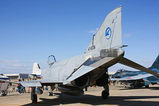 F-4EJ改 #336 飛行開発実験団 IMG_9490_2