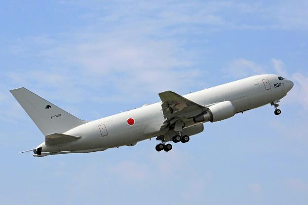 KC-767 #602 第1輸送航空隊第404飛行隊 IMG_4573_2