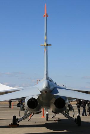 T-4 #715 第1航空団第32教育飛行隊 IMG_9479_2