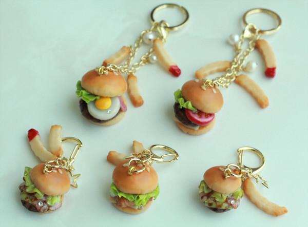 Photos: ハンバーガーシリーズ