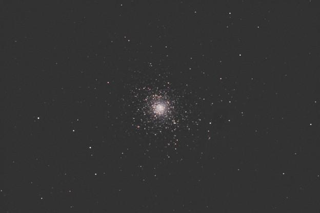 都内で撮った球状星団 M5(^^)