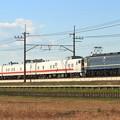 回9848レ EF65 1115+キヤE193系秋アキID-21編成 3両