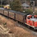 試9420レ DE10 1202+旧型客車 6両+C61 20