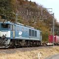 72レ EF64 1049+コキ