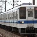 Photos: 臨回5621レ 東武8000系8101F 6両