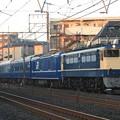 回9563レ EF65 1102+24系 6両+EF64 1031