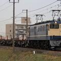工9862レ EF65 1105+チキ