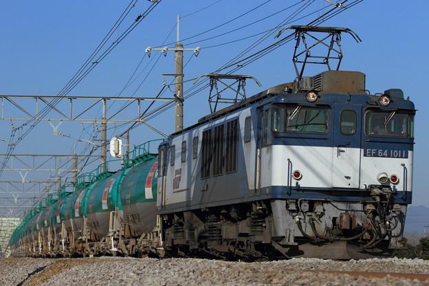 5078レ EF64 1011+タキ