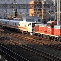 回9199レ DE10 1704+キヤE193系秋アキID-21編成 3両