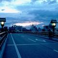 写真: 黄昏橋
