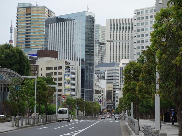 赤坂・虎ノ門方面 (千代田区永田...