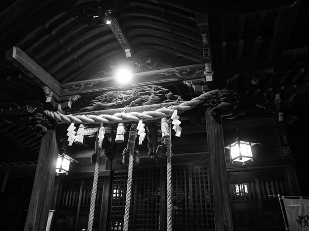 住吉神社 (川崎市中原区木月)